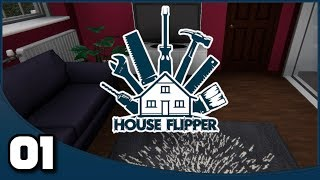 Welsknight & Wifey Play House Flipper - Ep. 1: Getting Started!