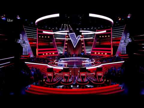 "Jennifer Hudson Sings Acapella ""Spotlight"" At The Voice UK 2017!"