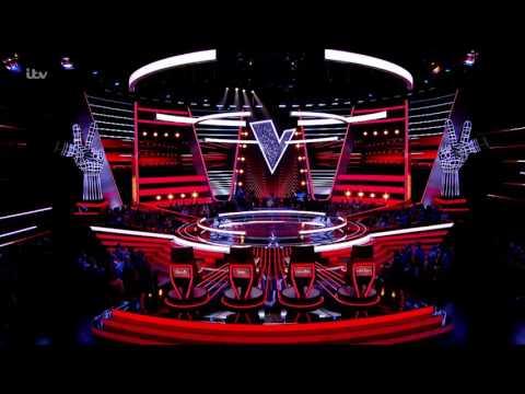 "Jennifer Hudson Sings Acapella ""Spotlight"" At The Voice UK 2017!"