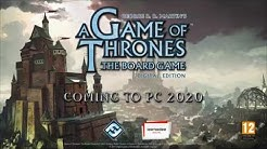 Game Of Thrones: Pc Game Teaser   Coming 2020