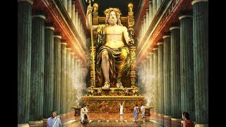 Estatua de Zeus en Olimpia (Maravillas del mundo antiguo)