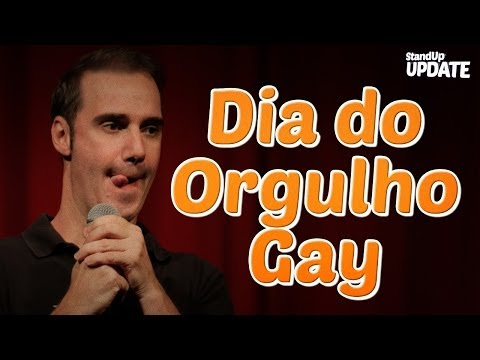 0 Diogo Portugal   Stand Up do Dia do Orgulho Gay