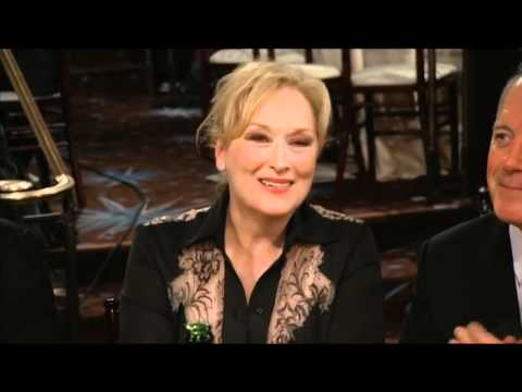 Meryl Streep wins Best Actress-Drama at Golden Globes 2012