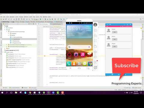 #1 Android App to App Calling using Firebase & Sinch SDK Android Studio Tutorial