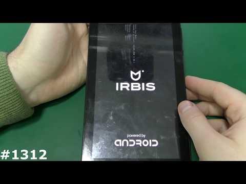 Прошивка, Hard Reset и Разблокировка FRP аккаунта Irbis TZ70