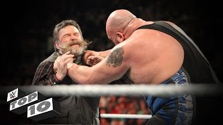 superstar managers getting manhandled wwe top 10