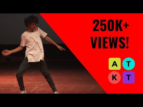 Lyrical Hip Hop Dance Moves by NSHM College Student | Carpe Diem 2018