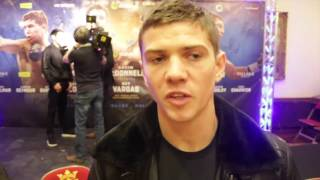 LUKE CAMPBELL HULL RETURN, MIAMI LIFE, WORKING W/JORGE RUBIO/ ADVICE FOR 2016 OLYMPIANS TURNING OVER