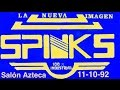 Download Spinks En Vivo  Salón Azteca 11-10-92 (Audio) MP3 song and Music Video