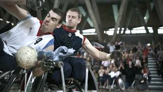 Channel 4 Paralympics - Meet the Superhumans