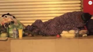 Video ý nghĩa đi phát đồ ăn cho người vô gia cư (Nhóm TNV KV6 TBY)