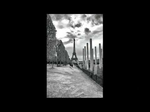 THE EIFFEL TOWER IN BLACK & WHITE - by Paul Meyers