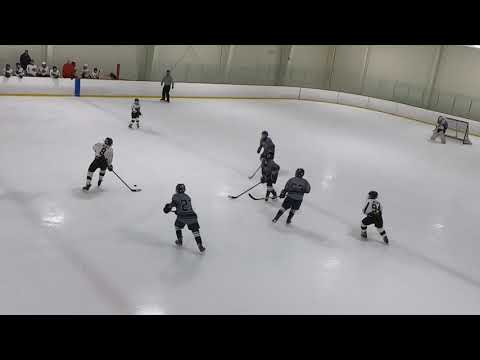 The St James V Taunton Bears 2nd Period (Pt 1) 02/23/19 U14 Bantam Boston