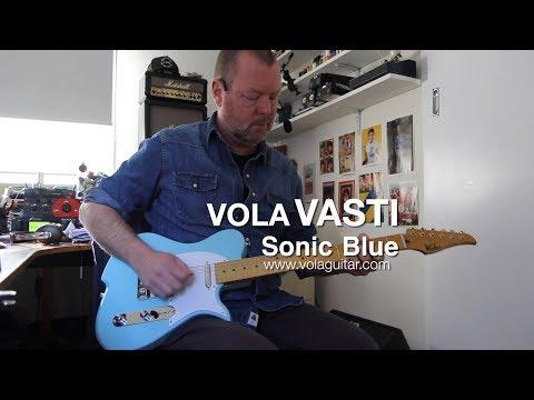 Vola Guitar - Vola Vasti - Review by Brett Kingman