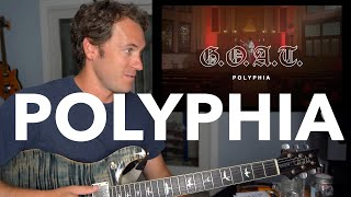 "Guitar Teacher REACTS: Polyphia ""G.O.A.T"" 