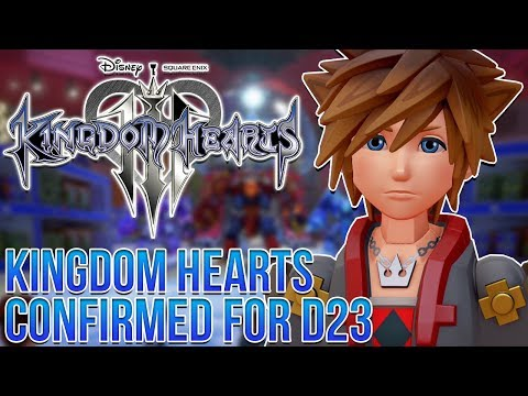 Kingdom Hearts Confirmed for D23 Japan! - Kingdom Hearts Fan Event!