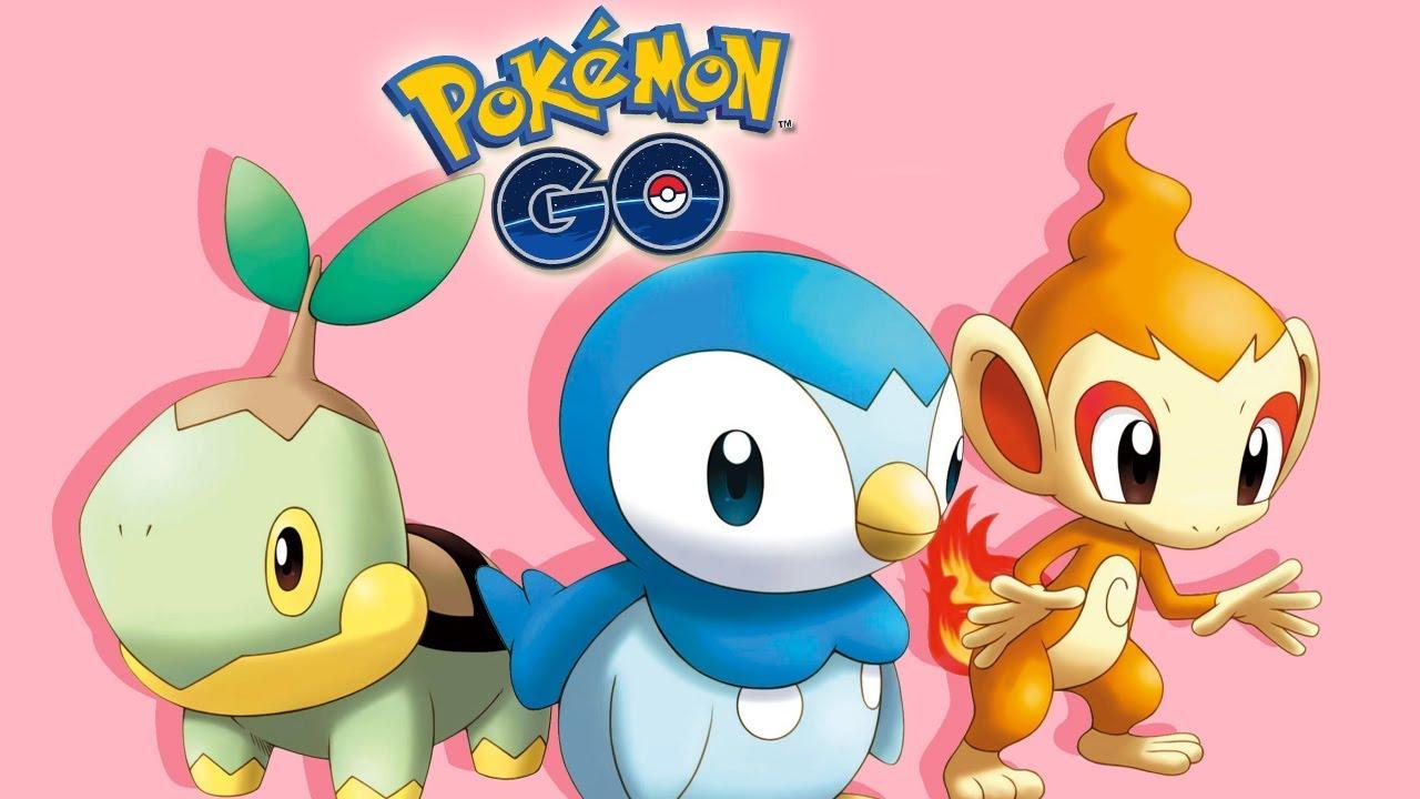 Resultado de imagen para pokemon go sinnoh