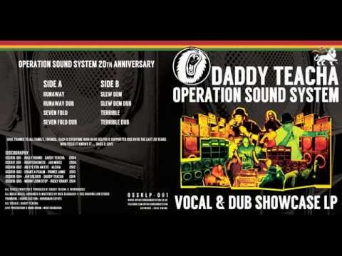 Daddy Teacha / Operation Sound System - Vocal & Dub Showcase LP