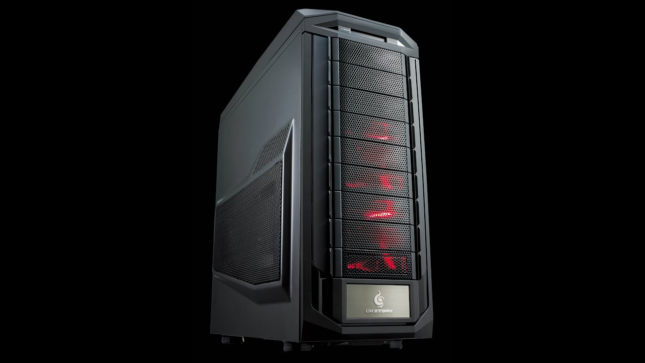 Cooler Master Storm Trooper Full Tower Case Review Youtube