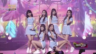Video 뮤직뱅크 Music Bank - 여자친구 - 오늘부터 우리는 (Me Gusta Tu - GFRIEND). 20170930 download MP3, 3GP, MP4, WEBM, AVI, FLV Oktober 2017