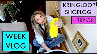 KRINGLOOP SHOPLOG IN DIEMEN EN HOME DECO  + TRY- ON THUIS