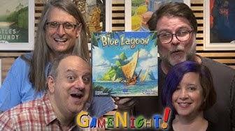 Blue Lagoon - GameNight! Se6 Ep24