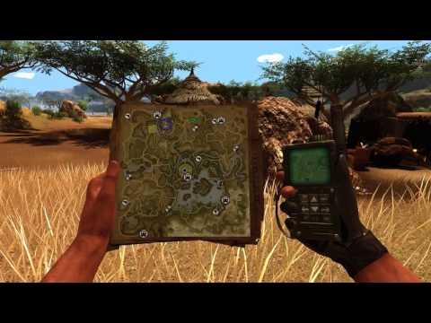 Far Cry 2 Gameplay: Dogon Village Shootout