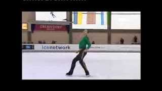 Jason Brown (USA) - Nebelhorn Trophy 2013 FS