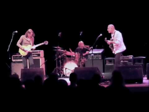Robben Ford Larry Carlton That Road 4/29/10 boulder theater