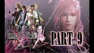Final Fantasy XIII-2 Part 9 Japanese audio English subs Walkthrough