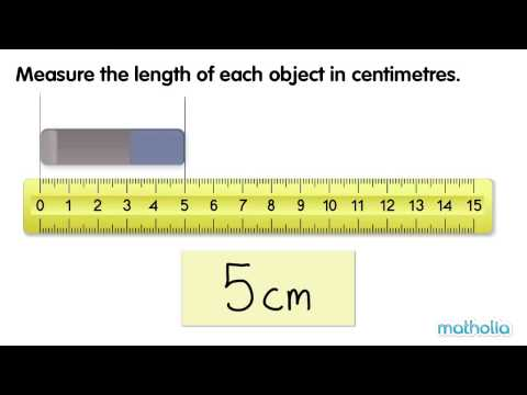 how to read metric scale
