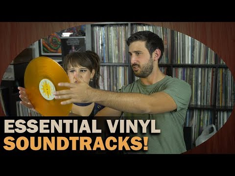 Top 5 Vinyl Record Soundtracks You MUST OWN!