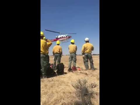 Wildland Firefighting Tribute (2020)