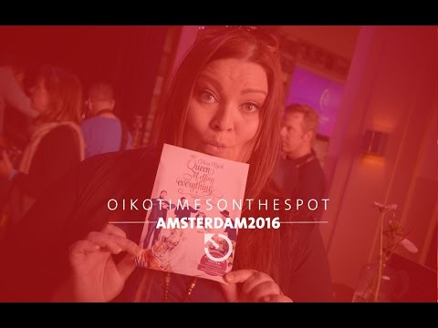 oikotimes.com: interview with Hera Björk (Iceland 2010) in Amsterdam, The Netherlands