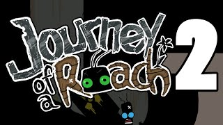 Journey of a Roach (PC): Ep #2 - Salve signora ragno - Gameplay ITA HD
