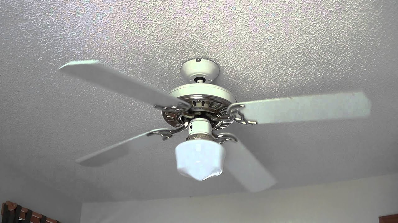 Hunter Summer Breeze Ceiling Fan 2014 Remake