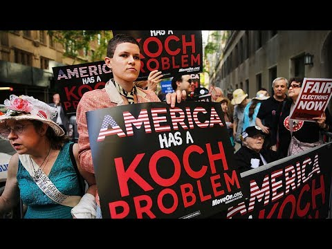 Koch Brothers Fuel the GOP's War on Climate Science
