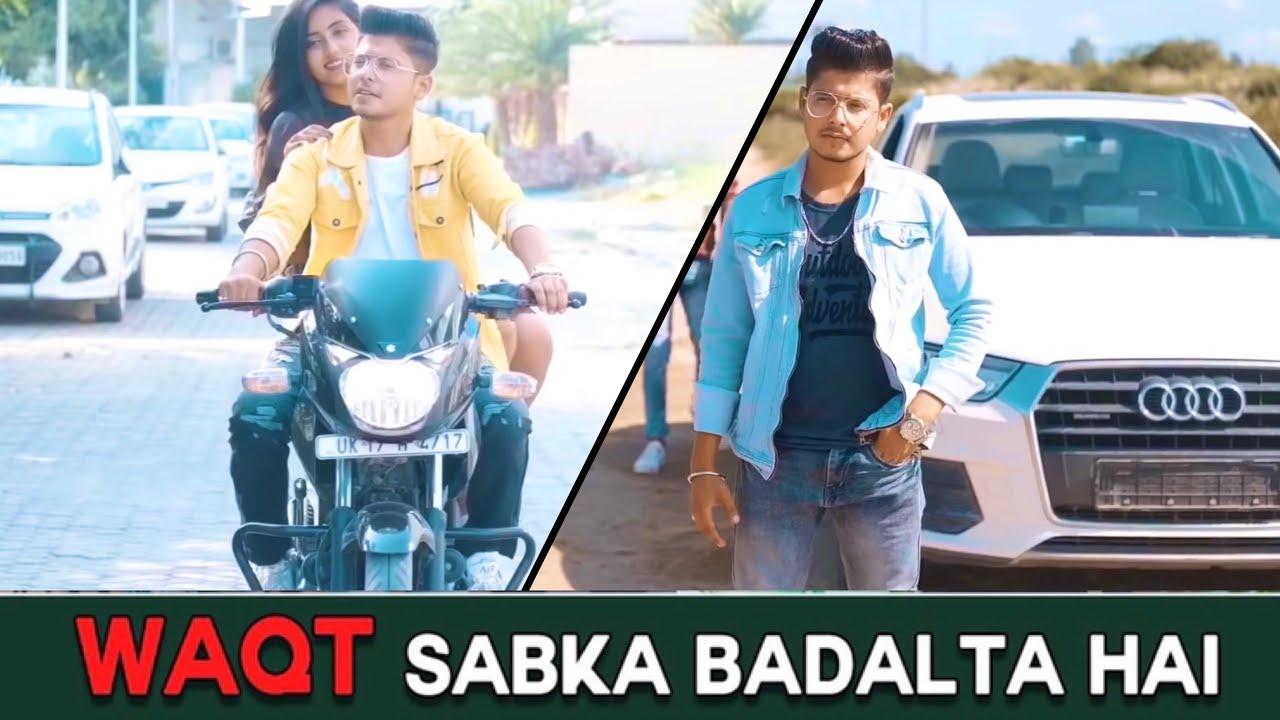 Dhokha |Waqt sabka badalta hai ||Nakul khatri vines