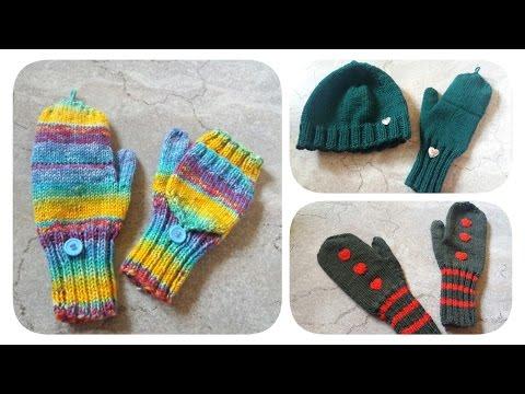 Marktfrauen-Handschuhe, Mützen, Handschuhe  * Julebuergerfee