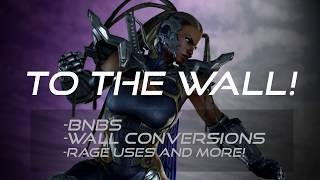 TO THE WALL! - Master Raven Combo Video