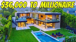 Become a Millionaire on $36,000 Salary