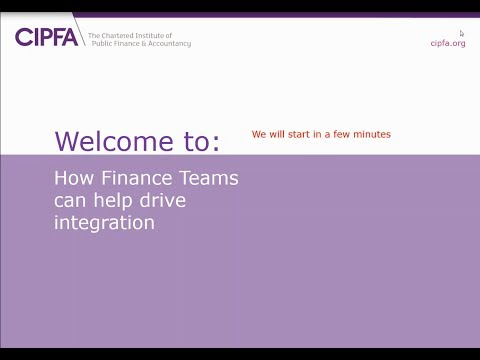 How Finance Teams Can Help Drive Integration