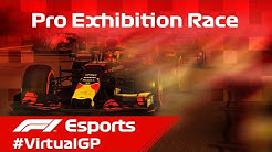 F1 Esports: Pro Exhibition Race LIVE