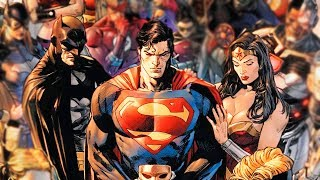 КТО МОЧИТ СУПЕРГЕРОЕВ? КРИЗИС СУПЕРГЕРОЕВ #1.  Лига Справедливости. DC COMICS.