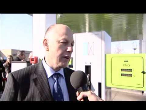 CNG past perfect in de duurzaamheidspolitiek van de Colruytgroup