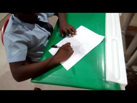 Child of Promise School ISA Sub Activity 2 - Life in Slums