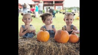 A Day In The Life With One And A Half Year Old Triplets