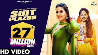 SUIT PLAZOO (Full Song) Renuka Panwar, Somvir K, Pranjal Dahiya | New Haryanvi Songs Haryanavi 2021