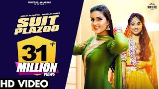 Download SUIT PLAZOO (Full Song) Renuka Panwar, Somvir K, Pranjal Dahiya   New Haryanvi Songs Haryanavi 2021
