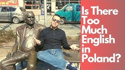Is There Too Much English in Poland?
